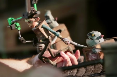 """Review of the movie """"The Boxtrolls."""""""