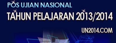 Pos Ujian Nasional Tahun 2014 Portal Download