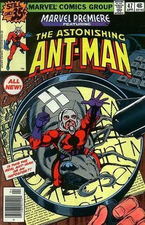 Marvel Premiere #47 comic pic