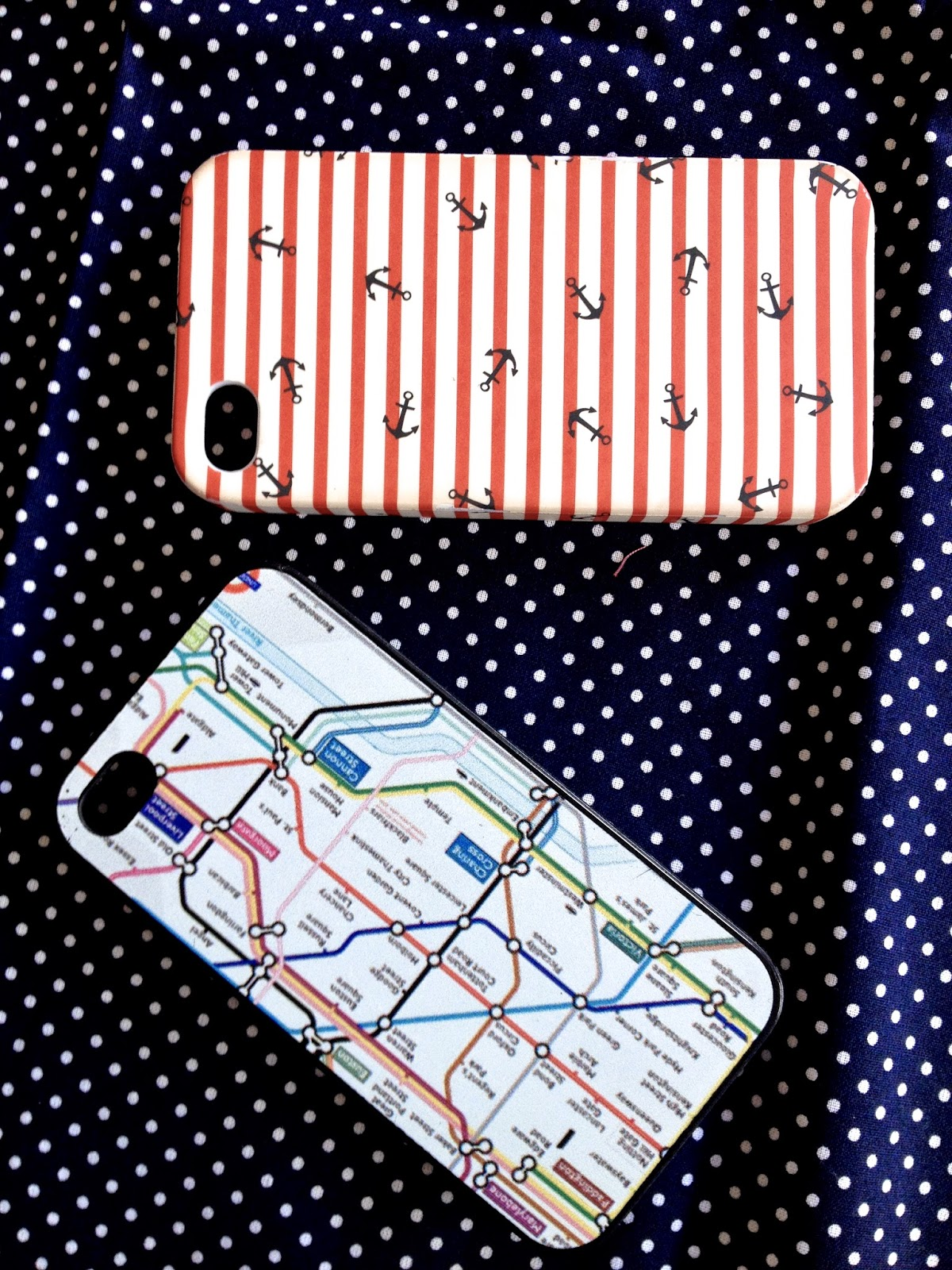 London Tube Iphone Case