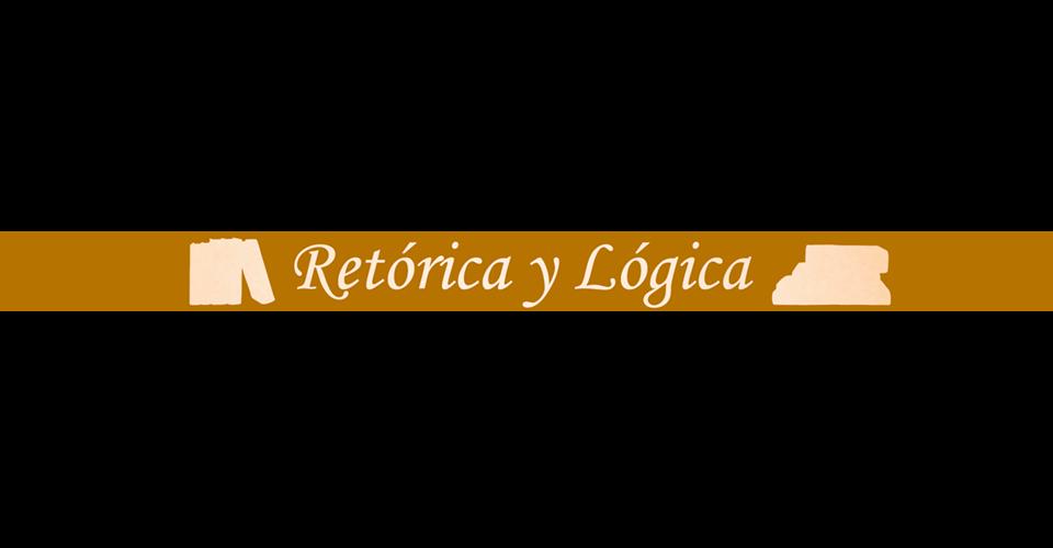 Retórica y Lógica