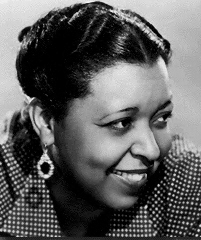 Ethel Waters, first African American Star on television