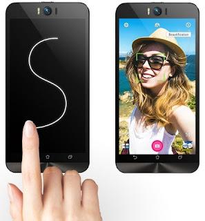 Asus Zenfone Selfie ZD551KL Smartphone Berkamera Depan 13 MP Harga Promo Akhir Tahun Rp 2.999.000