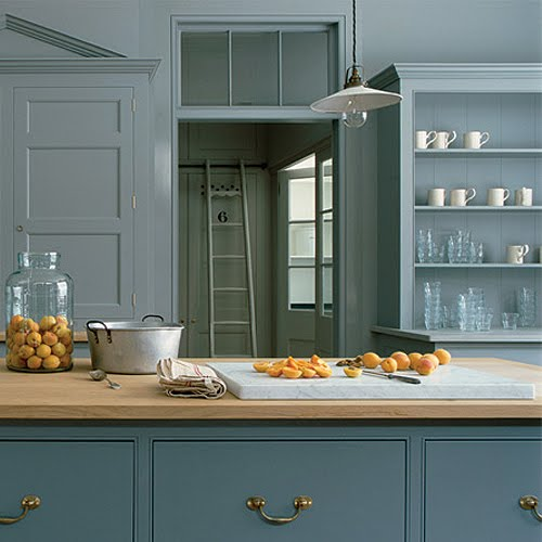 English Kitchen Design: INK+WIT: KITCHENS: Plain English Design