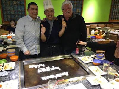 Teppanyaki - Asahi Restaurant Beverly Hills