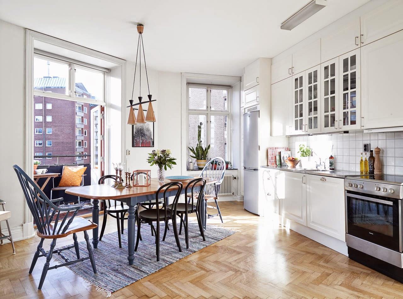 ideas deco cocinas integradas salon comedor - Cocinas Integradas En El Salon