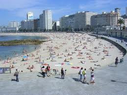 Las Mejores Playas de La Coruña