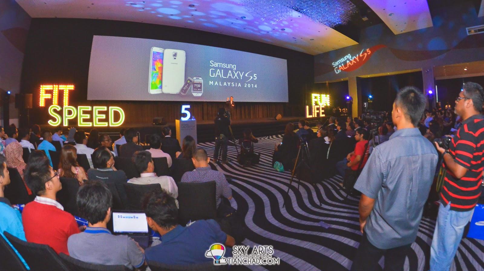 Samsung GALAXY S5 Launch @ Malaysia 2014