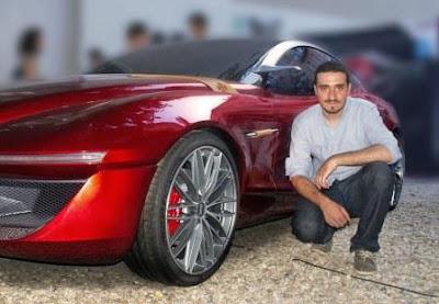 Το μήνυμα του Έλληνα σχεδιαστή της Alfa Romeo