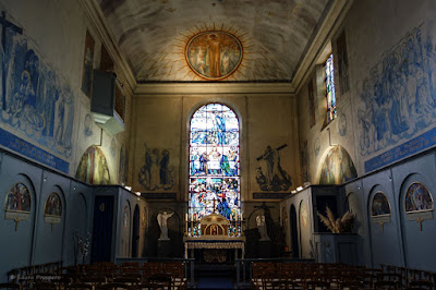 chapelle - musée maurice denis © Laura Prospero