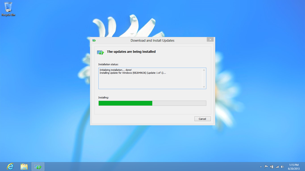 Windows 8.1 Update, Windows 8.1 Update Available, Windows 8.1 Update