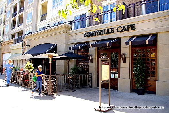 Granville Cafe Glendale Happy Hour