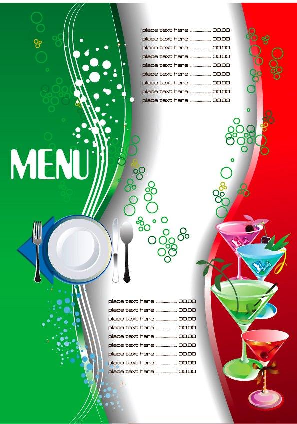 10+ Menus para restaurantes editables y gratis | Utilidades Webblog