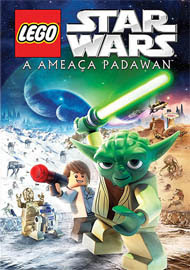 Untitled 4 Download   LEGO Star Wars: A Ameaça Padawan DVDRip AVI + RMVB Dublado