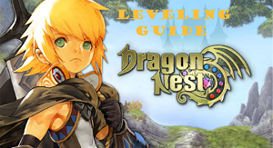 Dragon Nest Leveling