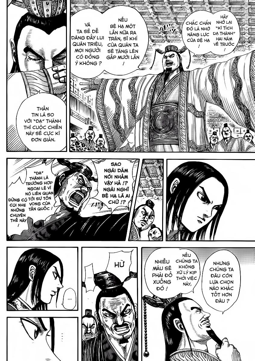 Kingdom - Vương Giả Thiên Hạ Chapter 369 page 17 - IZTruyenTranh.com