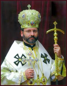 Bapa Suci Sviatoslav Shevchuk, Patriark Gereja Katolik Ukraina