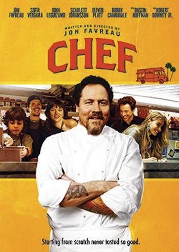 Afiche Chef