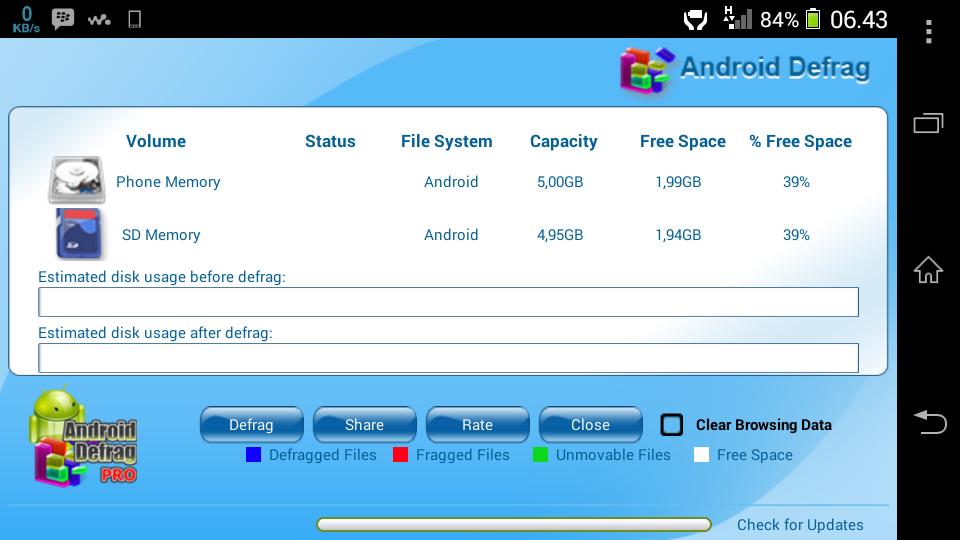 Android Defrag Pro apk Terbaru