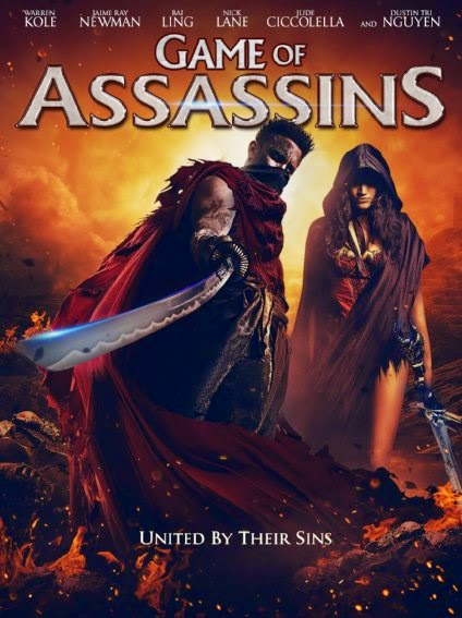 Download Films Game of Assassins (2013) DVDRip