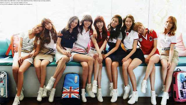 Girls Generation Music Girl Band