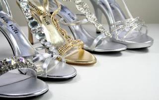 Sapatos femininos para festas de casamento