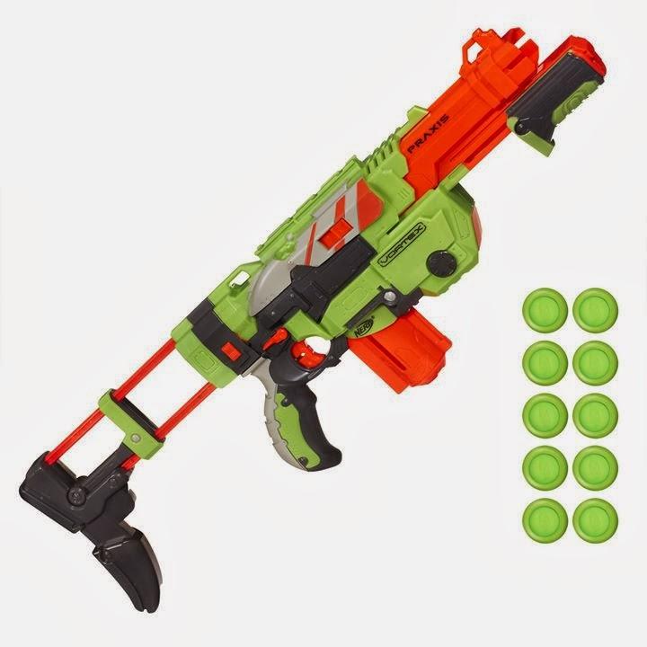 Súng Đồ Chơi Nerf Gun 4