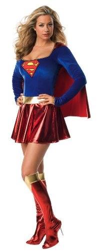 DC Comics Secret Wishes Supergirl Costume - $24.99