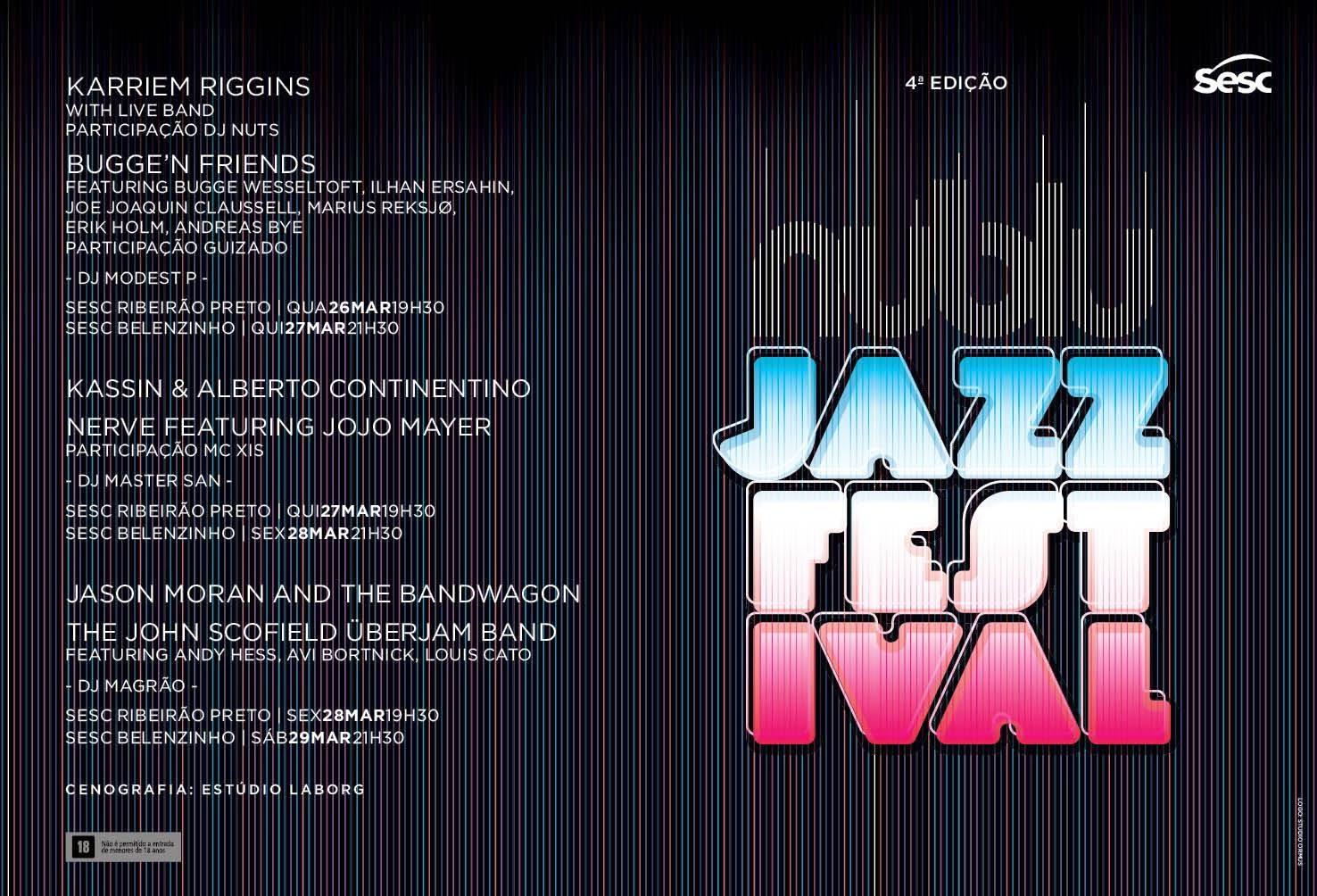 Nublu Jazz 2014