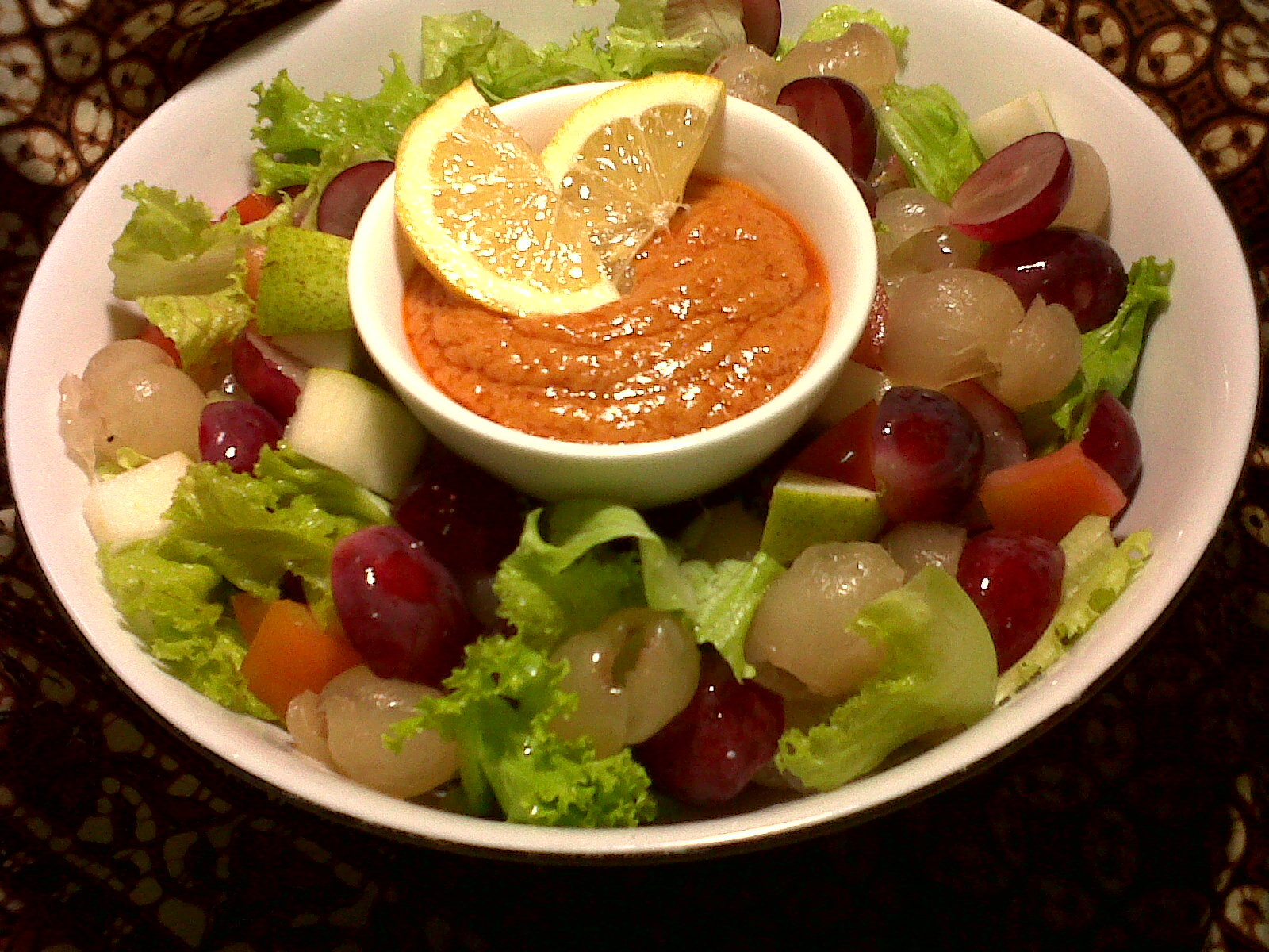 pawon ipung salad buah