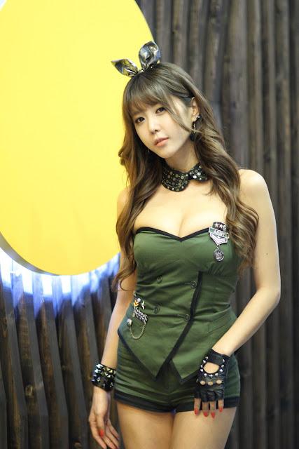 Racing Girl Heo Yoon Mi