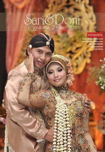 gaun pengantin modern terbaru