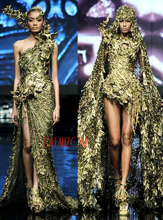 Karya Terbaru Tex Saverio (The Revelation) @JFW 2012