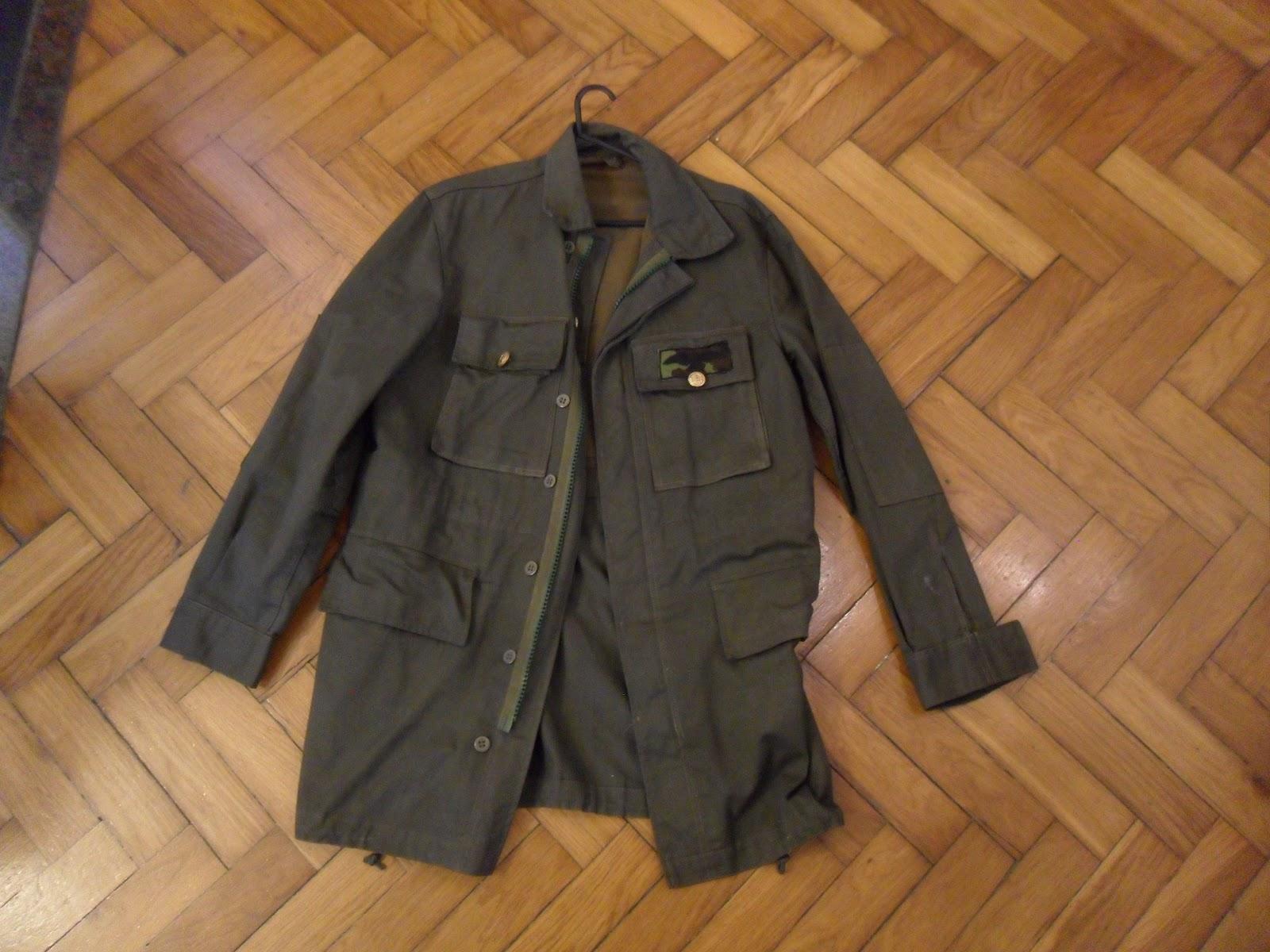 chaqueta del ejercito argentino 3adfc6ad8d9