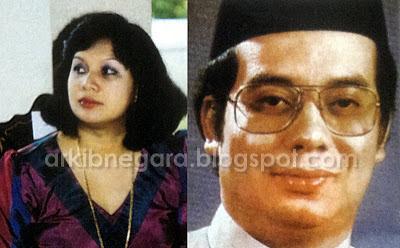 GAMBAR Bekas Isteri NAjib Tun Razak?