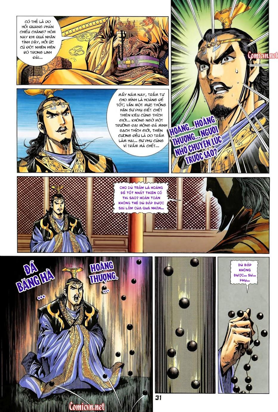 Đại Đường Uy Long Chap 102 - Trang 31