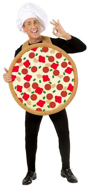 Pizza kostume