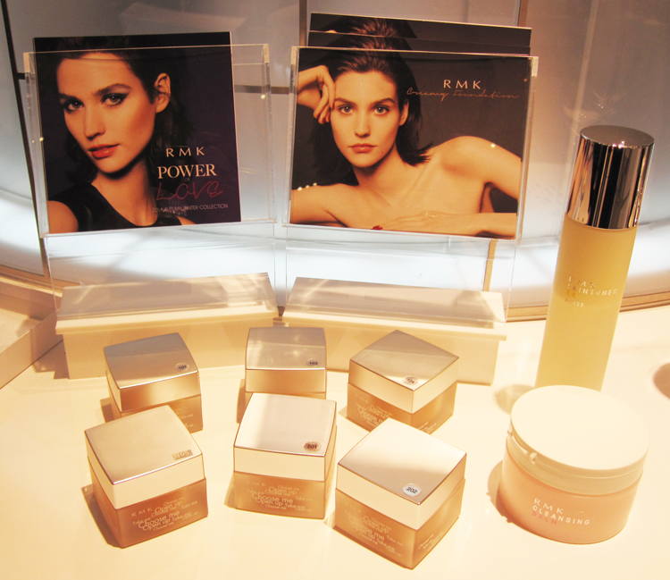 A picture of RMK Creamy Foundation