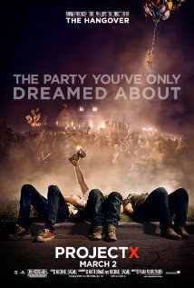 Project X 2012 poster