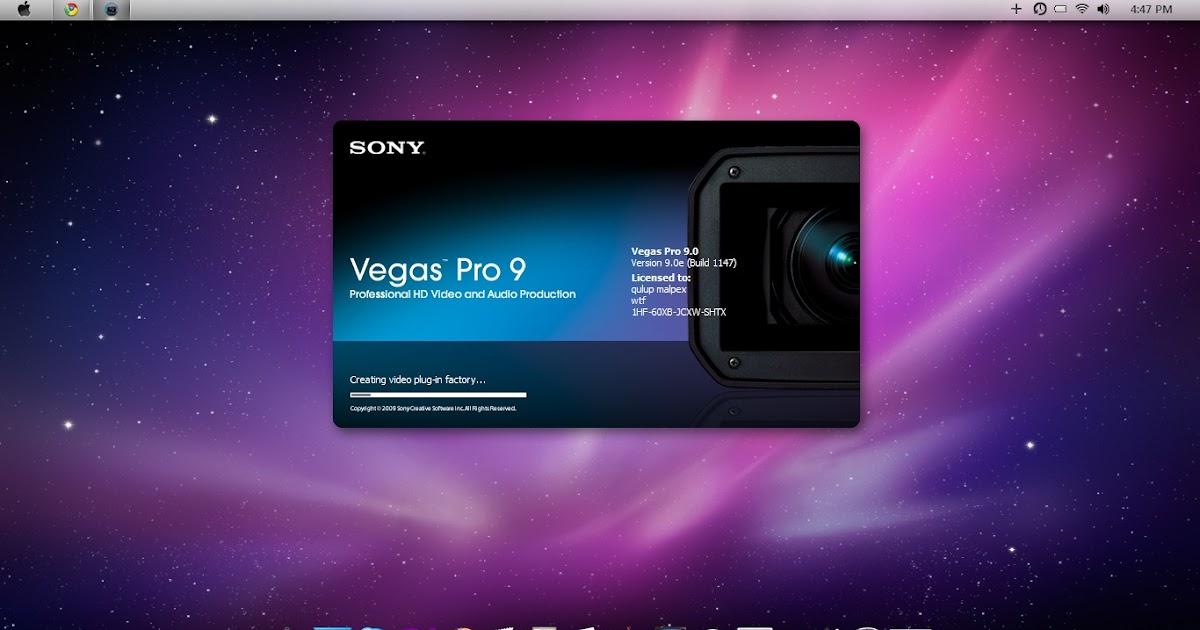 sony vegas pro 9.0 keygen download