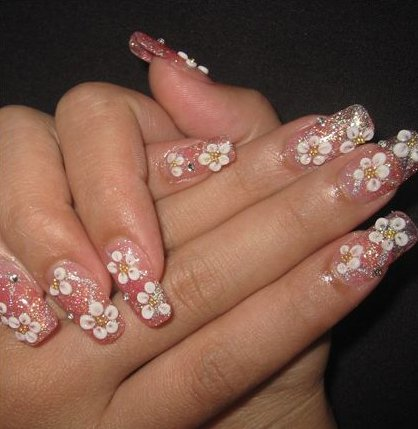 Best nail art designs from Krazyfashionrocks.blogspot.com