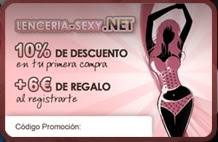 10% DESCUENTO + 6 DE REGALO