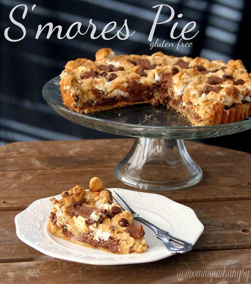 mores Pie | Mommy? Im Hungry! Recipe Blog | Bloglovin'
