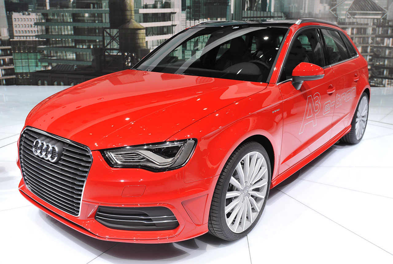 autoblog audi a3 e tron is a look at battery operated things to come. Black Bedroom Furniture Sets. Home Design Ideas
