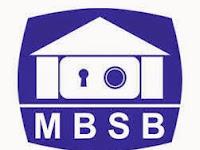 4 JAWATAN KOSONG BANK MBSB