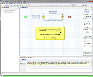Processes rules and events the new bpmn2 eclipse plugin hope this helps you get started ccuart Choice Image