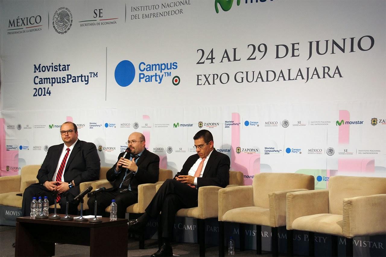Anuncian Campus Party México 2014 #cpmx5