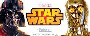 Compra en la Tienda Star Wars