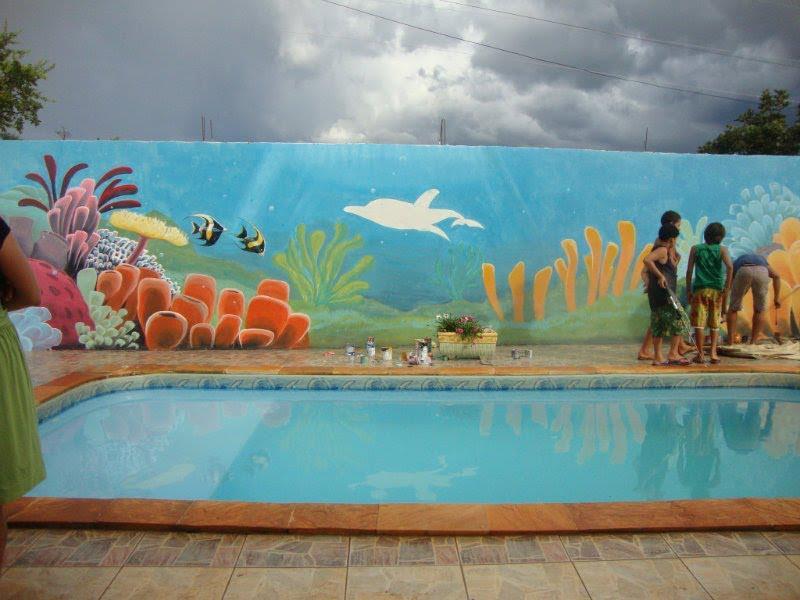 Celso ds uma rapidinha dois dias - Pintura de piscina ...