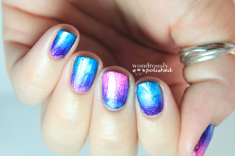Wondrously Polished Winstonia Store Nail Foils Review